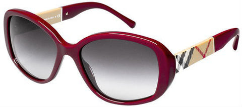 Burberry BE4159 (Bordeaux frame / Grey Gradient lenses)
