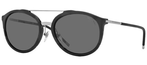 Burberry BE4177 (Matte Black frame / Grey lenses)