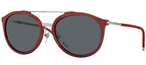 Burberry BE4177 (Matte Red frame / Grey lenses)