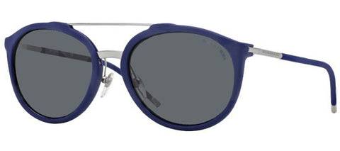 Burberry BE4177 (Matte Blue frame / Grey lenses)