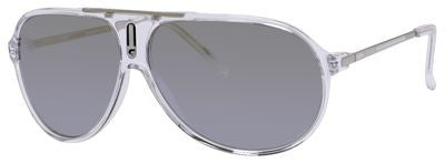 Carrera Hot/S (Crystal frame / Silver Mirror lenses)