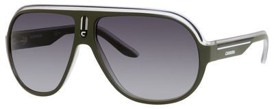 Carrera Speedway/S (Green Crystal Black frame / Gray Gradient lenses)