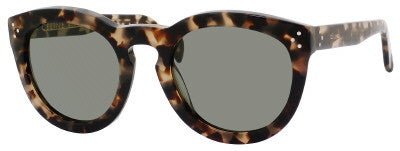 Céline 41801/S (Havana Honey frame / Grey lenses)