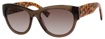 Dior Flanelle 1/S (Brown Tweed frame / Brown Gradient lenses)