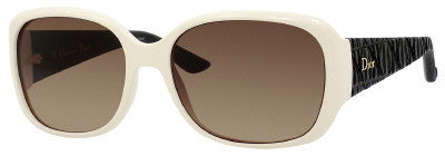 Dior Frisson 2/S (Beige frame / Brown Gradient lenses)