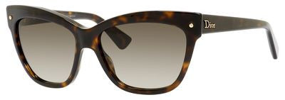 Dior Jupon 2/S (Dark Havana frame / Brown Gradient lenses)