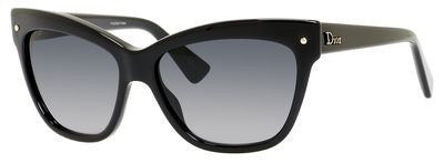 Dior Jupon 2/S (Black frame / Gray Gradient lenses)
