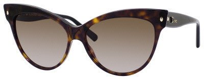 Dior Mohotani/S (Dark Havana Black frame / Brown Gradient lenses)