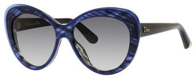 Dior Promesse 1/S (Blue Striated Gray frame / Gray Gradient lenses)