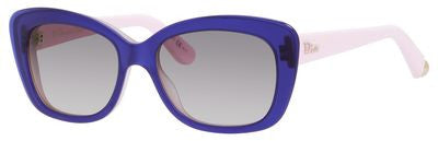 Dior Promesse 3/S (Navy & Pale Pink frame / Gray Gradient lenses)