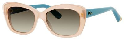 Dior Promesse 3/S (Salmon frame / Brown Gradient lenses)