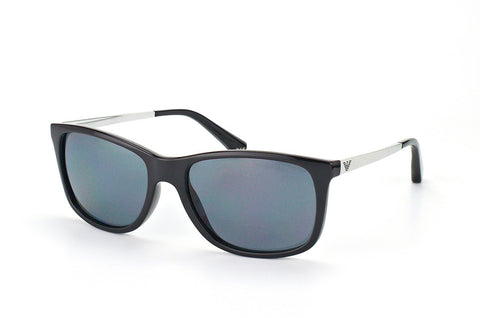 Emporio Armani EA4023 (Black frame / Polarized Grey lenses)