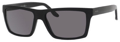 Gucci 1013/S (Matte Black frame / Smoke Polarized lenses)
