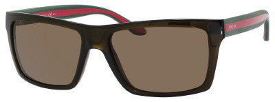 Gucci 1013/S (Brown frame / Bronze Polarized lenses)