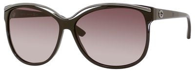 Gucci 3155/S (Brown frame / Brown Gradient lenses)