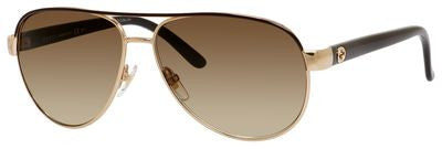 Gucci 4239/S (Brown accent frame / Brown Gradient lenses)