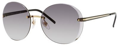 Gucci 4247/S (Gold frame / Gray Gradient lenses)