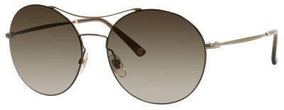 Gucci 4252/S (Shiny Olive frame / Brown Gradient lenses)