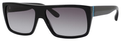 Marc by Marc Jacobs MMJ 096/N/S (Shiny Black frame / Gray Gradient lenses)