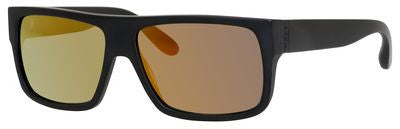 Marc by Marc Jacobs MMJ 096/N/S (Matte Black frame / Multilayer Gold lenses)