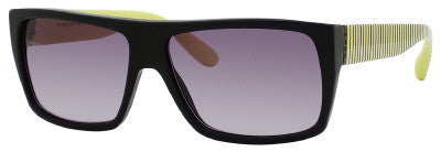 Marc by Marc Jacobs MMJ 096/N/S (Black Green frame / Gray Gradient lenses)