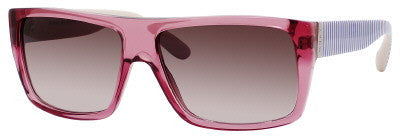 Marc by Marc Jacobs MMJ 096/N/S (Pink Rose frame / Brown Gradient lenses)