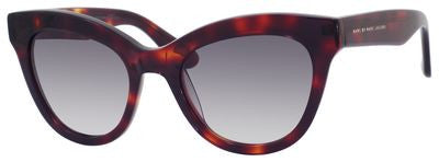 Marc by Marc Jacobs MMJ 350/S (Havana frame / Gray Gradient lenses)
