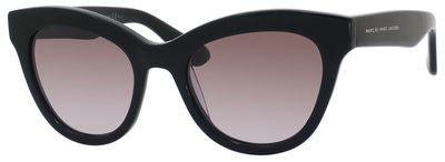 Marc by Marc Jacobs MMJ 350/S (Black frame / Brown Gradient lenses)