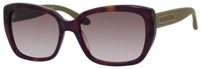 Marc by Marc Jacobs MMJ 355/S (Havana frame / Brown Gradient lenses)
