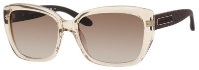 Marc by Marc Jacobs MMJ 355/S (Beige frame / Brown Gradient lenses)