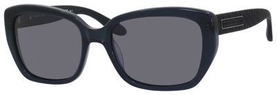 Marc by Marc Jacobs MMJ 355/S (Dark Gray Matte Black frame / Gray Polarized lenses)
