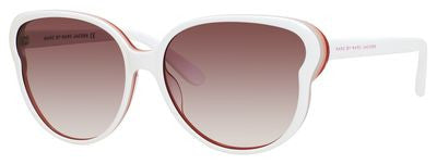 Marc by Marc Jacobs MMJ 369/S (White Pink frame / Burgundy Gradient lenses)
