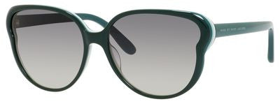 Marc by Marc Jacobs MMJ 369/S (Green frame / Dark Gray Shaded lenses)