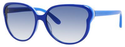 Marc by Marc Jacobs MMJ 369/S (Blue Blue frame / Dark Blue Gradient lenses)