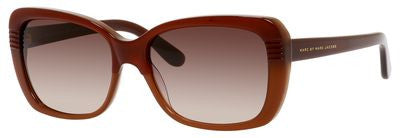 Marc by Marc Jacobs MMJ 392/S (Burgundy Beige frame / Brown Gradient lenses)