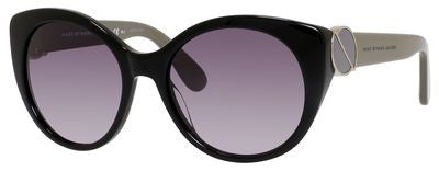 Marc by Marc Jacobs MMJ 396/S (Black frame / Gray Gradient lenses)