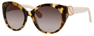 Marc by Marc Jacobs MMJ 396/S (Havana frame / Brown Gradient lenses)