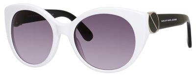 Marc by Marc Jacobs MMJ 396/S (White frame / Gray Gradient lenses)