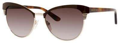 Marc by Marc Jacobs MMJ 398/S (Light Gold frame / Brown Gradient lenses)
