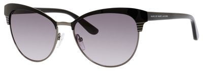 Marc by Marc Jacobs MMJ 398/S (Ruthenium frame / Gray Gradient lenses)