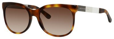 Marc by Marc Jacobs MMJ 409/S (Havana frame / Brown Gradient lenses)
