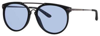 Marc by Marc Jacobs MMJ 415/S (Matte Black frame / Blue lenses)