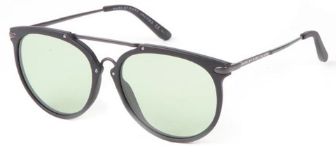 Marc by Marc Jacobs MMJ 415/S (Matte Black frame / Smoke lenses)