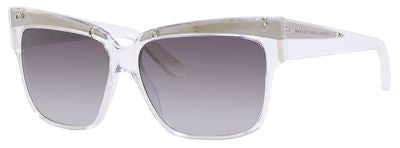 Marc by Marc Jacobs MMJ 423/S (Crystal frame / Gray Mirror Shaded lenses)