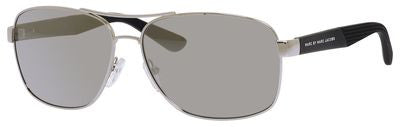 Marc by Marc Jacobs MMJ 431/S (Palladium frame / Silver Mirror lenses)