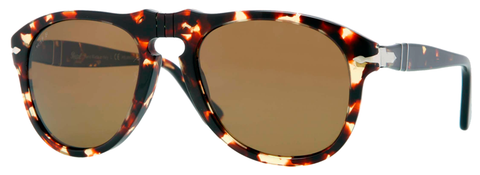 Persol PO0649 Tabacco Virginia (Havana frame / Polarized Brown lenses)