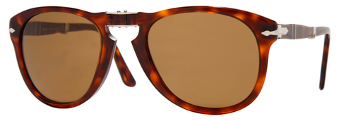 Persol PO0714 (Havana frame / Crystal Polarized Brown Internal Anti-glare lenses)