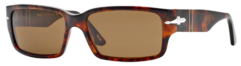 Persol PO3087S (Havana frame / Crystal Brown lenses)