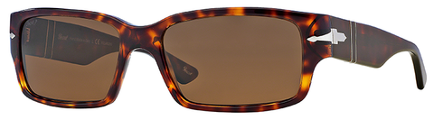 Persol PO3087S (Havana frame / Crystal Brown Polarized lenses)