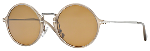 Persol PO3091SM (Beige frame / Crystal Brown Polarized lenses)